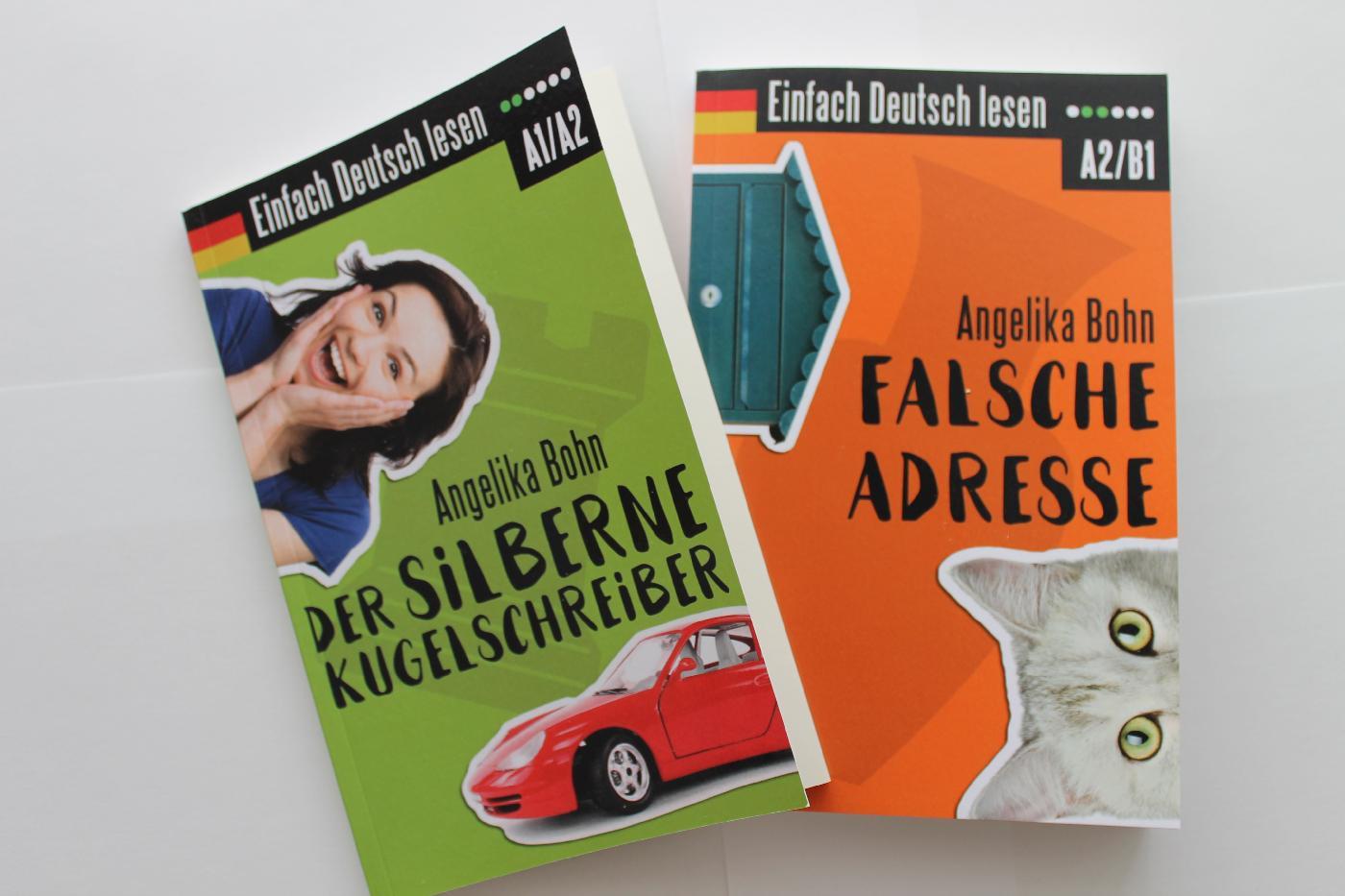 Deutsch einfache kurzgeschichten Lesen auf